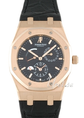 Audemars Piguet Royal Oak Herrklocka 26120OR.OO.D002CR.01 Dual Time - Audemars Piguet