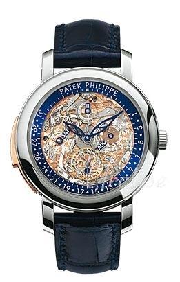 Patek Philippe Grand Complications Herrklocka 5104P/001 - Patek Philippe