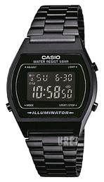 Casio Casio Collection LCD/Stål 38.9x35 mm B640WB-1BEF