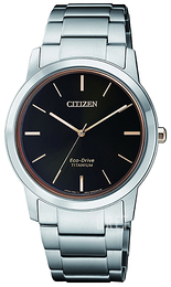 Citizen Svart/Titan Ø34 mm FE7024-84E
