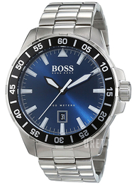 Hugo Boss Deep Ocean Blå/Stål Ø46 mm 1513230