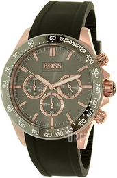 Hugo Boss Ikon Grå/Gummi Ø44 mm 1513342