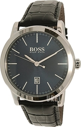 Hugo Boss Classic Blå/Läder Ø42 mm 1513400