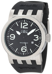 Invicta Force Svart/Gummi Ø46 mm 0851