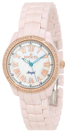 Invicta Angel Diamond Vit/Keramik Ø33 mm 10324