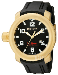Invicta Sea Svart/Gummi Ø51 mm 1545