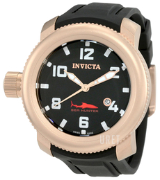 Invicta Sea Svart/Gummi Ø50 mm 1546