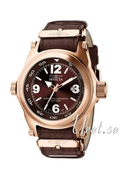 Invicta Forcetion Brun/Läder Ø53 mm 5590