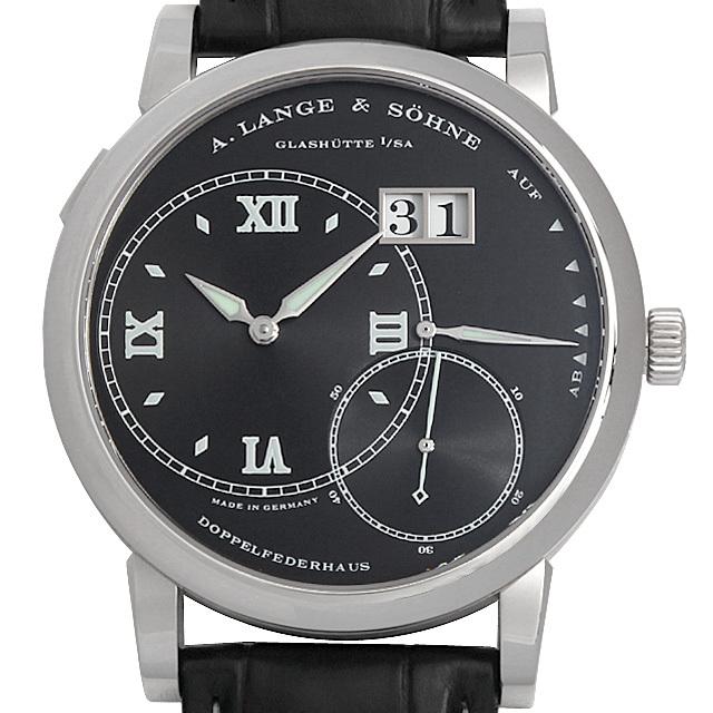 A. Lange & Söhne Lange 1 Herrklocka 115.028 Svart/Läder Ø42 mm - A. Lange & Söhne