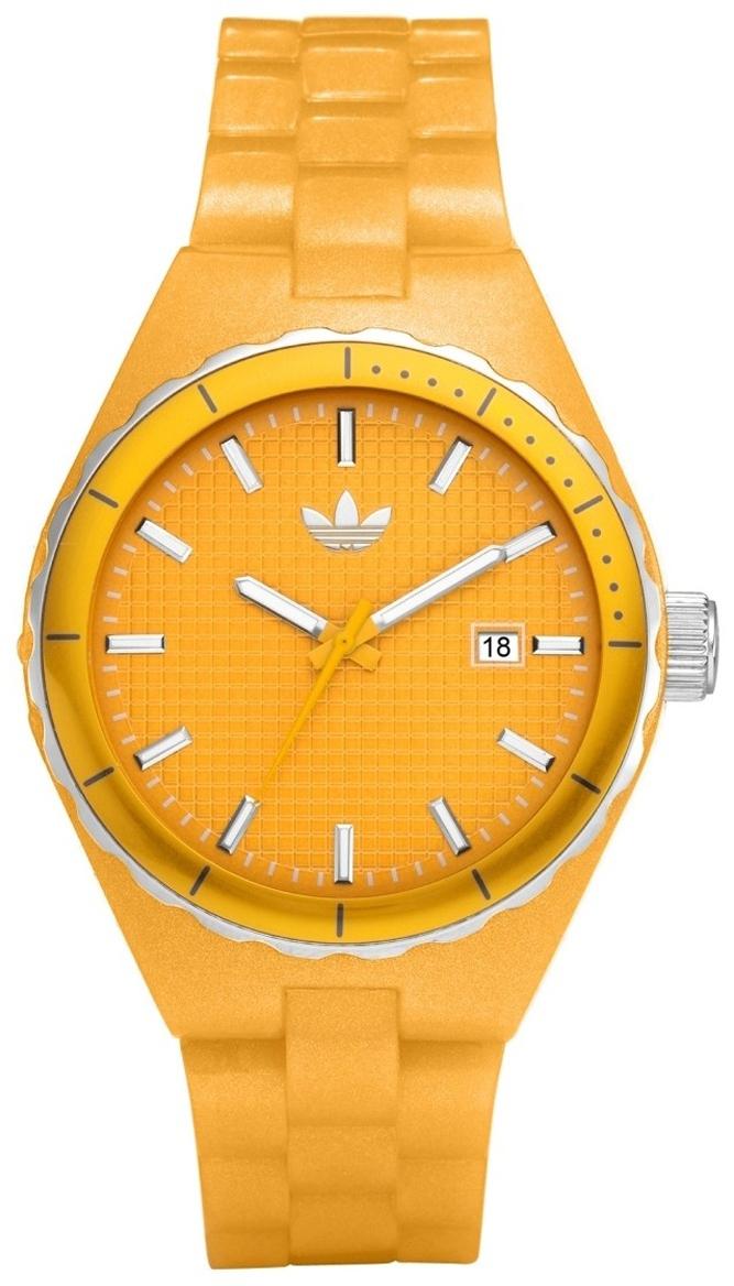 Adidas Damklocka ADH2105 Orange/Resinplast Ø38 mm - Adidas