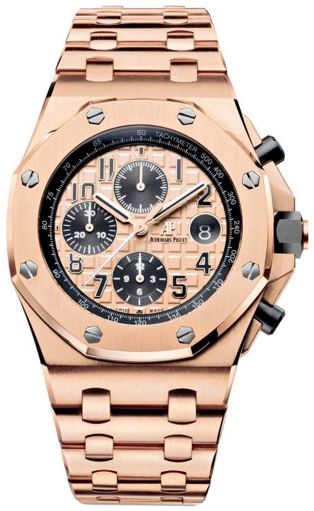 Audemars Piguet Royal Oak Offshore Herrklocka 26470OR.OO.1000OR.01 - Audemars Piguet