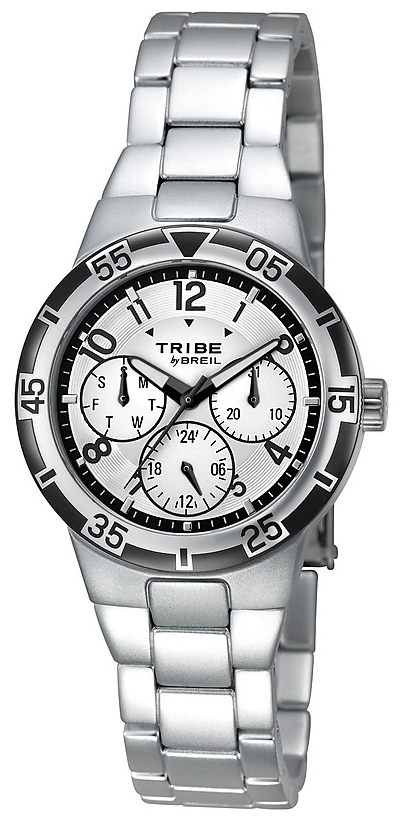Breil Tribe Damklocka EW0113 Silverfärgad Ø35 mm - Breil