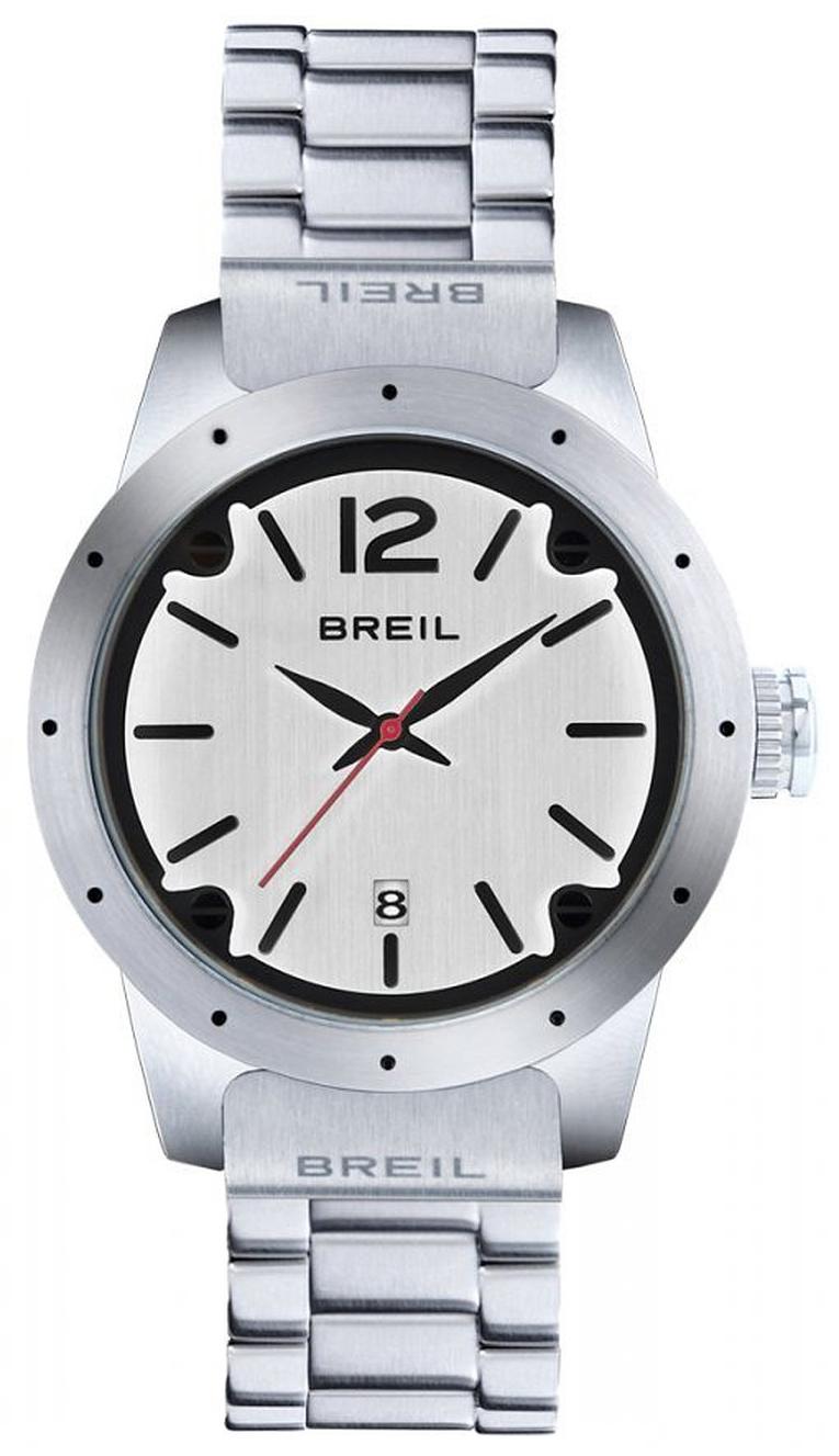 Breil Dress Herrklocka TW1198 Silverfärgad/Stål Ø43 mm - Breil