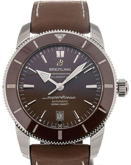 Breitling Superocean Heritage II 46 Herrklocka AB202033-Q618-295S-A20D.2 - Breitling