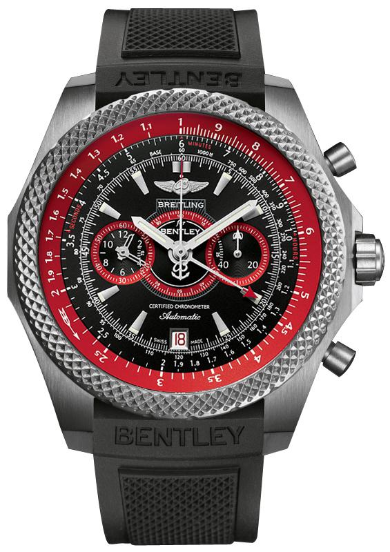 Breitling for Bentley Supersports B55 Herrklocka - Breitling for Bentley