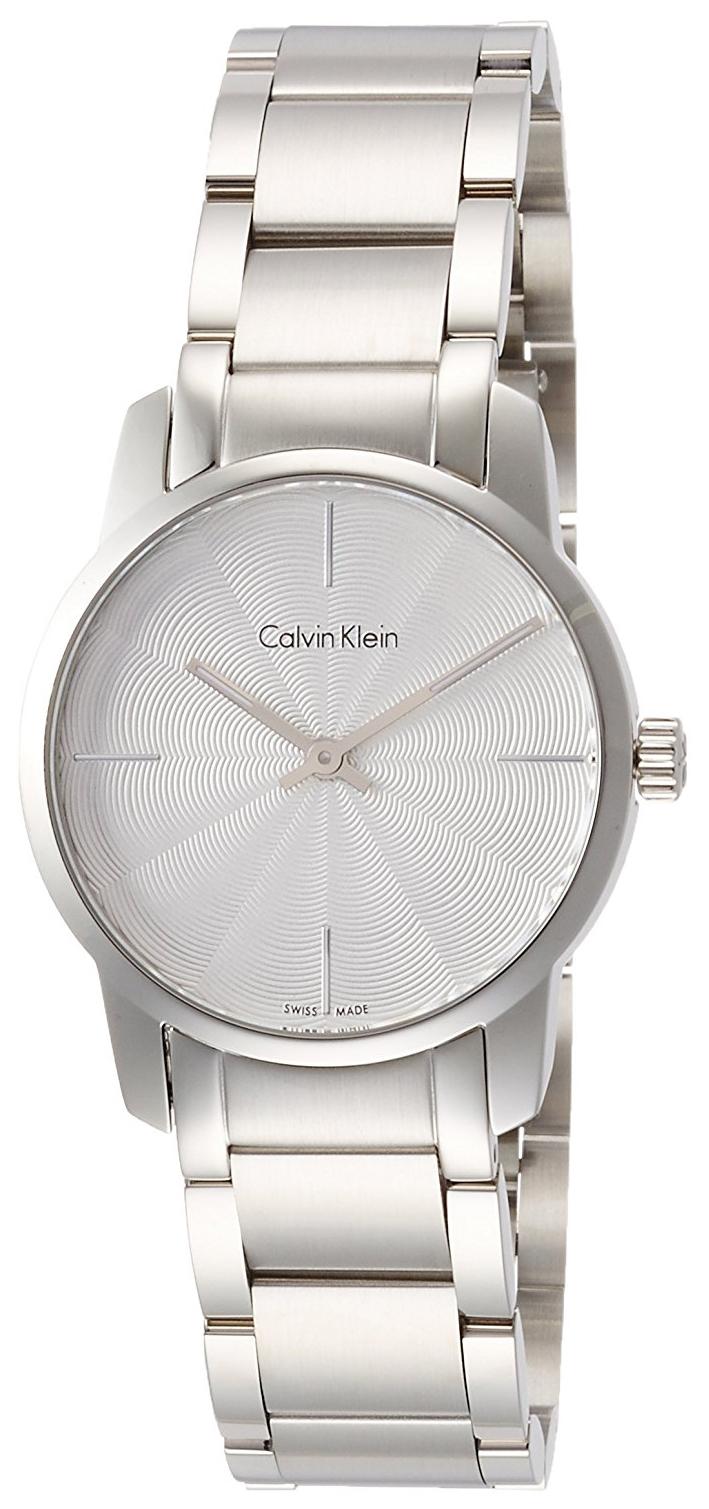 Calvin Klein Damklocka K2G23146 Silverfärgad/Stål Ø31 mm - Calvin Klein
