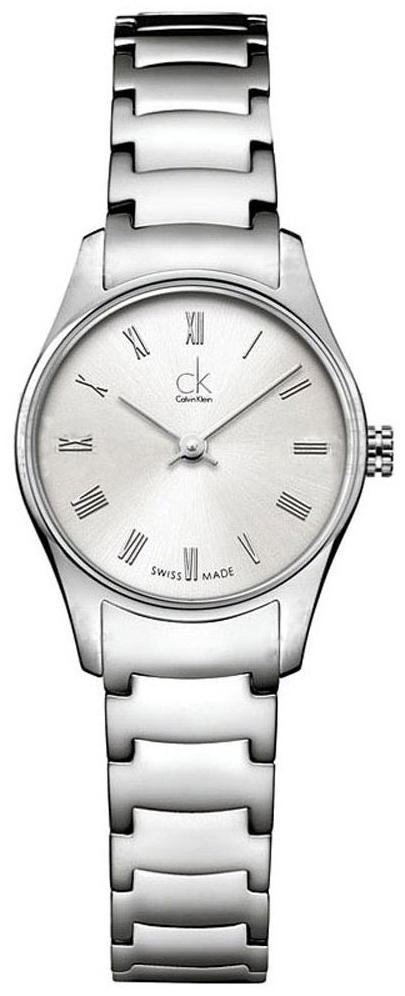 Calvin Klein Classic Damklocka K4D2314Z Silverfärgad/Stål Ø24 mm - Calvin Klein