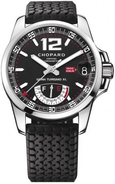 Chopard Classic Racing Mille Miglia GT XL Herrklocka 168457-3001 - Chopard
