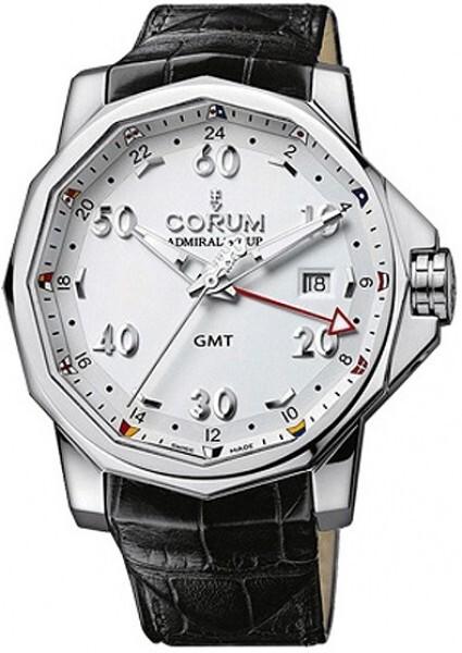 Corum Admirals Cup Challaenger 44 Herrklocka 383.330.20-0F81 AA12 - Corum