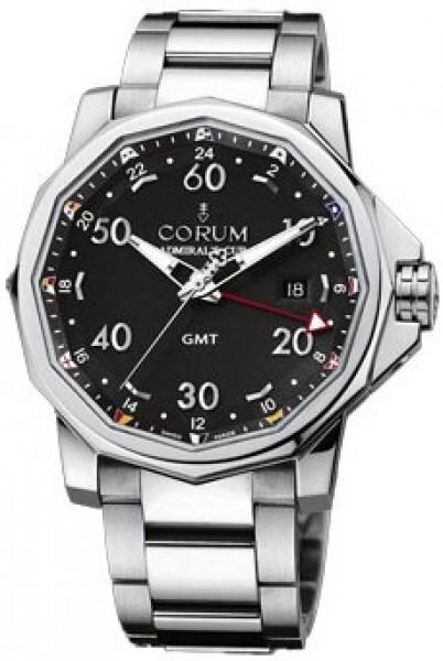 Corum Admirals Cup Challaenger 44 Herrklocka 383.330.20-V701 AN12 - Corum