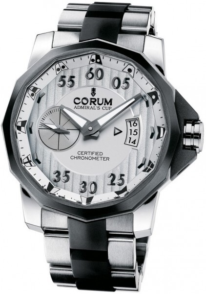Corum Admirals Cup Challaenger 48 Herrklocka 947.951.95-V791 AK14 - Corum