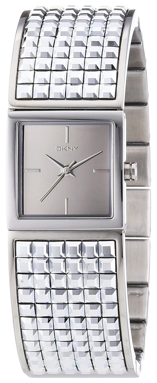 DKNY Dress Damklocka NY2230 Silverfärgad/Stål - DKNY