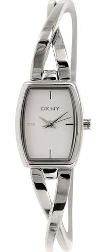 DKNY Dress Damklocka NY2234 Vit/Stål - DKNY