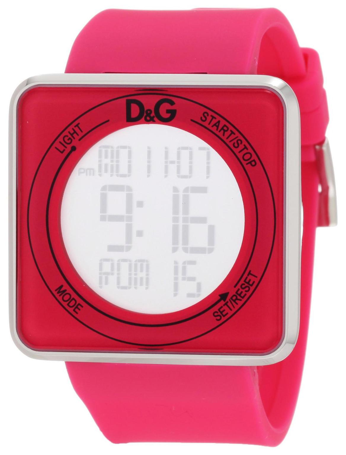 Dolce & Gabbana D&G High Contact Damklocka DW0737 - Dolce & Gabbana D&G