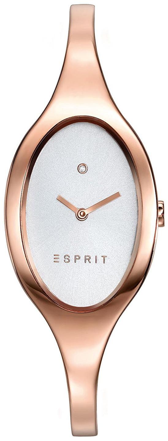 Esprit Dress Damklocka ES906602002 Silverfärgad/Roséguldstonat stål - Esprit