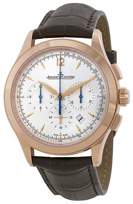 Jaeger LeCoultre Master Chronograph Herrklocka 1532520 - Jaeger LeCoultre