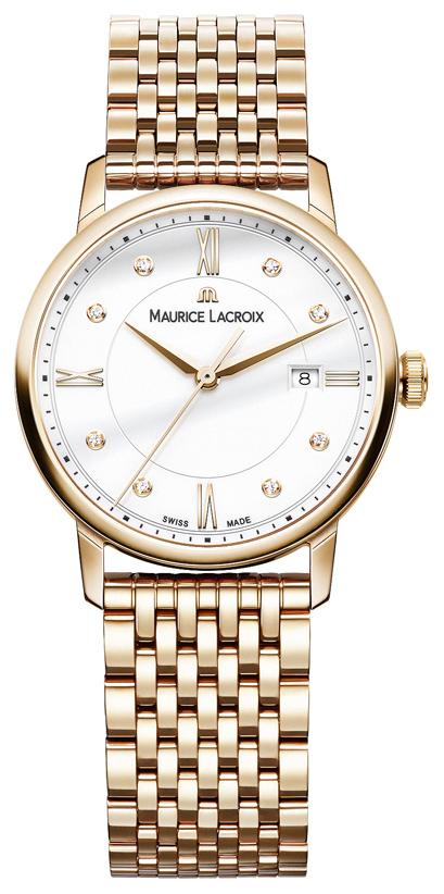 Maurice Lacroix Eliros Date Ladies Damklocka EL1094-PVP06-150-1 - Maurice Lacroix