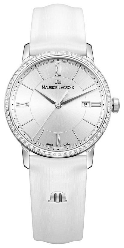 Maurice Lacroix Eliros Date Ladies Damklocka EL1094-SD501-110-1 - Maurice Lacroix