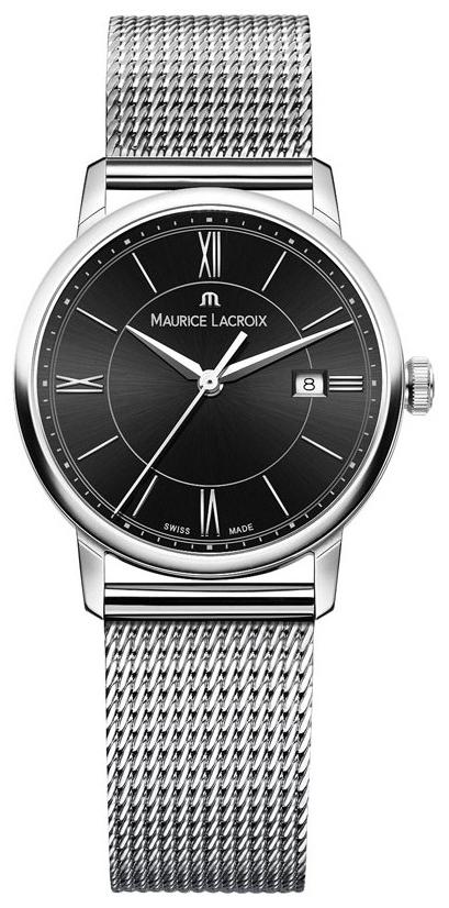 Maurice Lacroix Eliros Date Ladies Damklocka EL1094-SS002-310-2 - Maurice Lacroix
