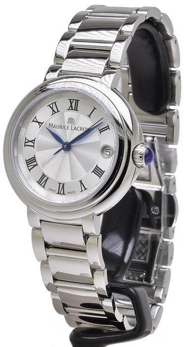 Maurice Lacroix Fiaba Damklocka FA1007-SS002-110-1 Silverfärgad/Stål - Maurice Lacroix