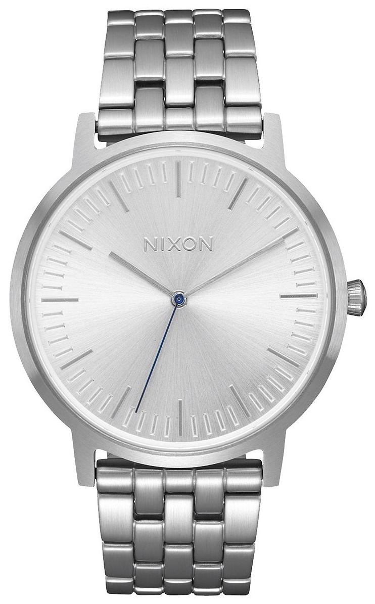 Nixon 99999 Herrklocka A10571920-00 Silverfärgad/Stål Ø40 mm - Nixon