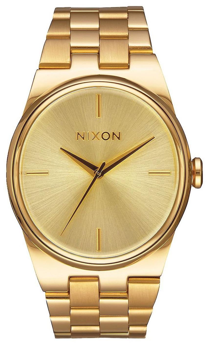 Nixon 99999 Damklocka A953502-00 Gulguldstonad/Gulguldtonat stål Ø32 mm - Nixon
