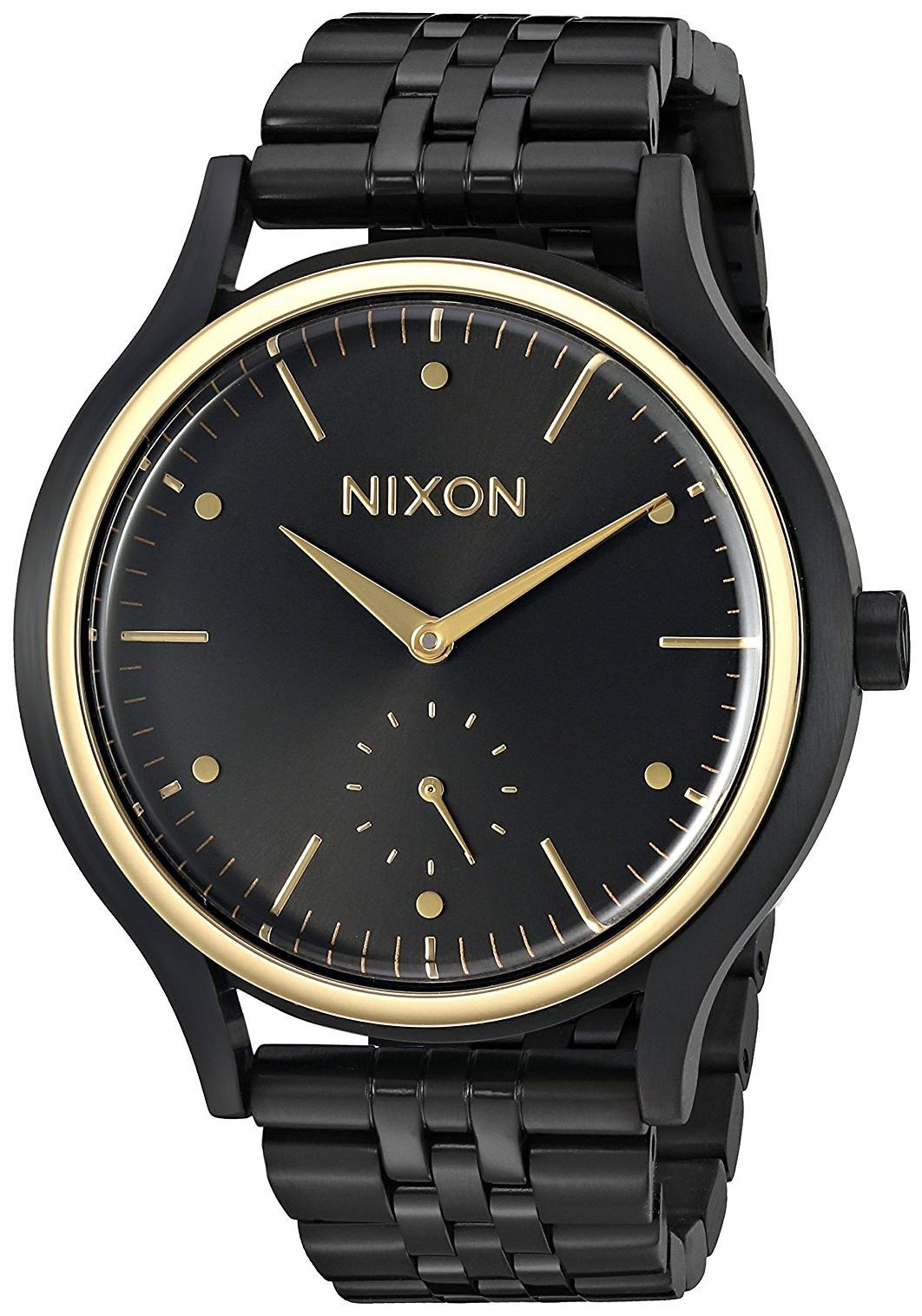 Nixon 99999 Damklocka A994010-00 Svart/Stål Ø38 mm - Nixon