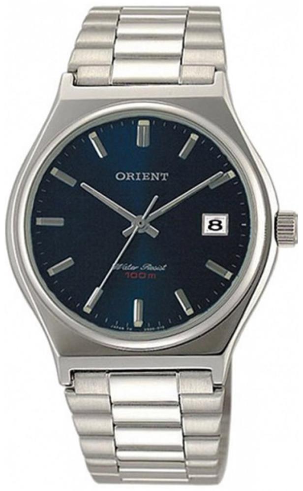 Orient Classic FUN3T003D0 Blå/Stål Ø35 mm - Orient