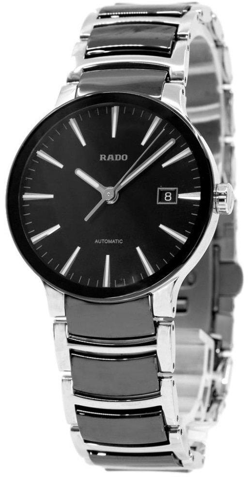 Rado Centrix Herrklocka R30941152 Svart/Stål Ø38 mm - Rado