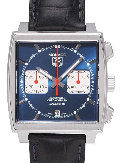 TAG Heuer Monaco Calibre 12 Automatic Chronograph Herrklocka - TAG Heuer