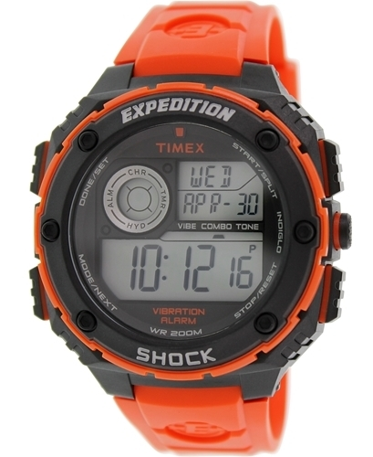 Timex Expedition Herrklocka T49984 LCD/Resinplast Ø50 mm - Timex
