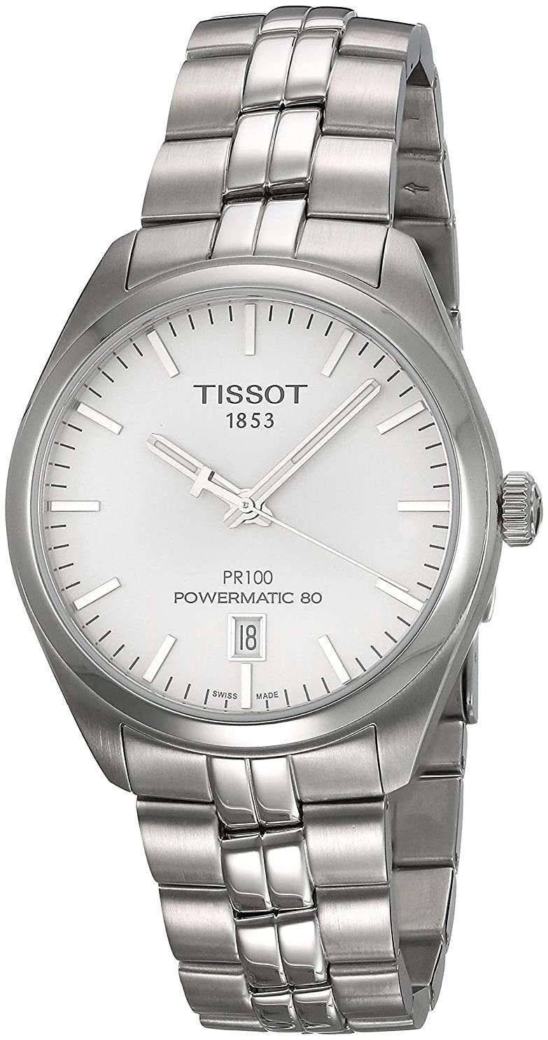 Tissot PR 100 Automatic Gent Herrklocka T101.407.11.031.00 - Tissot