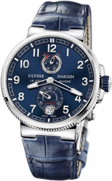 Ulysse Nardin Marine Collection Chronometer Herrklocka 1183-126-63 - Ulysse Nardin