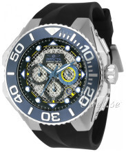 Invicta Coalition Forces Svart/Gummi Ø53 mm