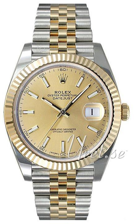 Rolex Klocka Guld