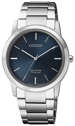 Citizen Blå/Titan Ø34 mm FE7020-85L