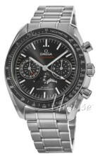 Omega Speedmaster Moonwatch Svart/Stål Ø44.25 mm