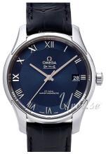 Omega De Ville Hour Vision Co-Axial Master Chronometer 41mm Blå/Läder Ø41 mm