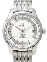Omega De Ville Hour Vision Co-Axial 41mm Silverfärgad/Stål Ø41 mm