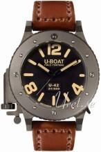 U-Boat U-42 Svart/Läder Ø53 mm
